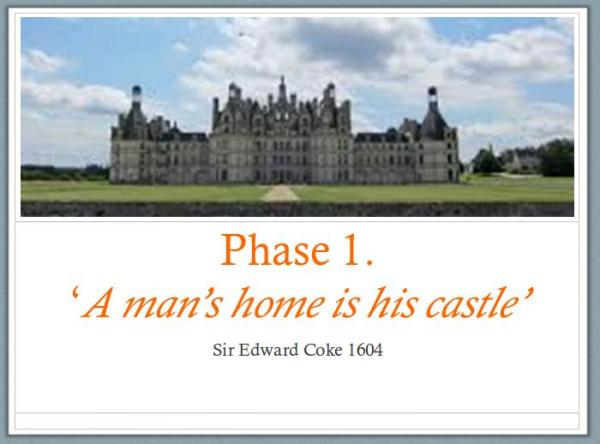 "The ""Death of Tumblr"" is nothing but proof n. 99999.... /img/a-man-s-home-is-his-castle.jpg"