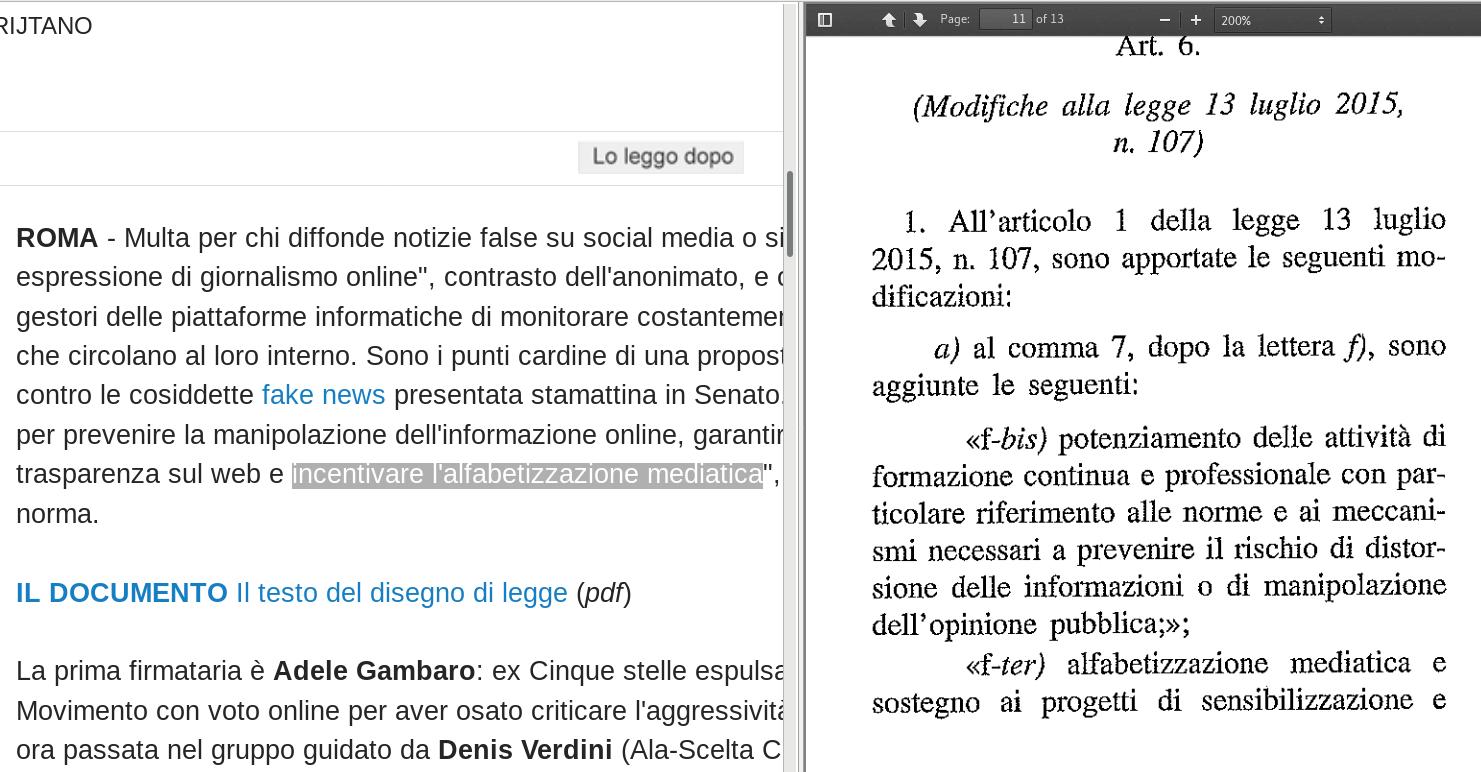 Alfabetizzazione mediatica o PDF immagine. Scegliete /img/alfabetizzazione-informatica-proposta-gambaro.png