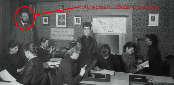 """Do you REALLY want """"more women in science and engineering""""? /img/all-women-computers-except-the-boss.small.jpg"""