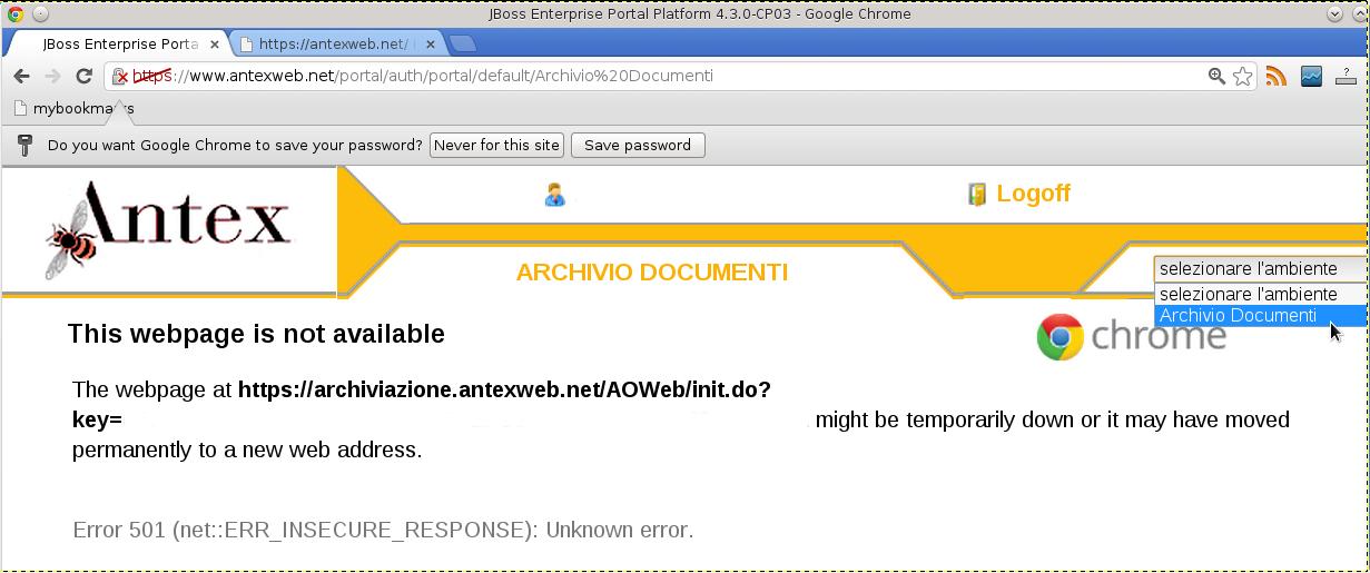 AntexWeb, le buste paga di Maria Calzetta /img/antexweb_chrome_errore_501.png