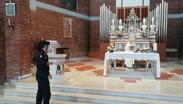 Tomorrow is a crucial COVID19 day. In Italy and beyond /img/carabinieri-in-church.jpg
