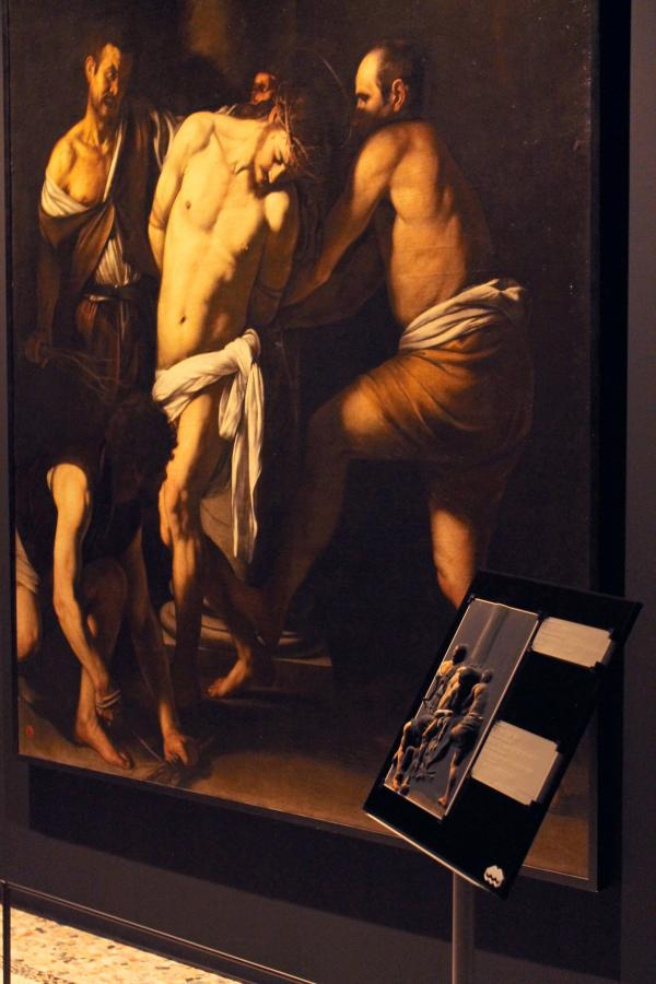 Make art more accessible to disabled people? /img/caravaggio-2.small.jpg