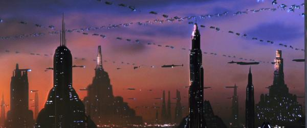 Self-Flying cars instead of self-driving cars. Hmmm /img/coruscant_apartment_view.jpg