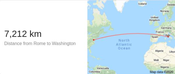 What the Trump vs Twitter row REALLY means /img/distance-rome-to-washington-dc.jpg