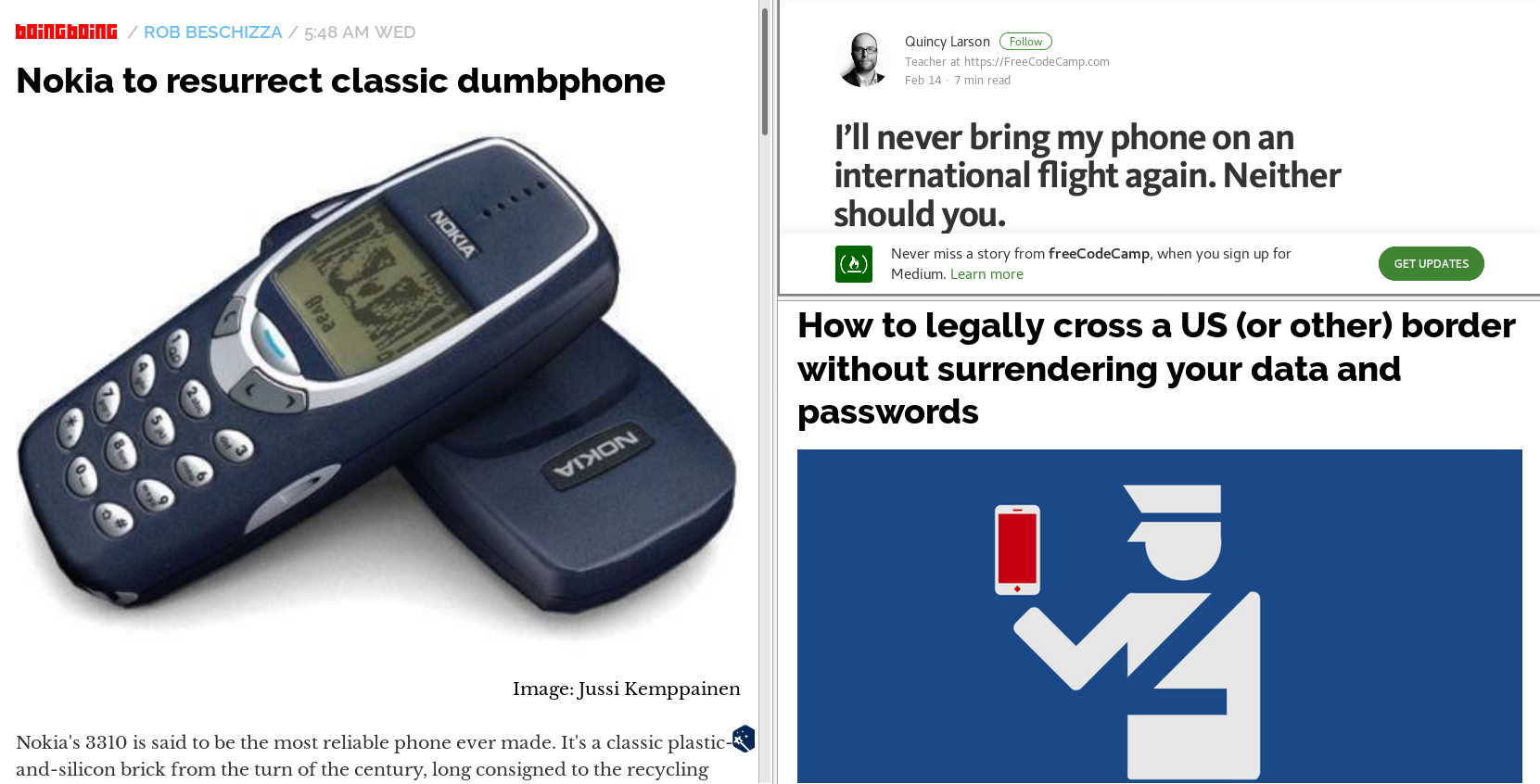 Dumbphone is the new Smartphone. Especially for traveling /img/dumbphone-is-the-smartest-phone.png