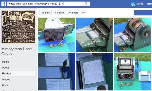 Please STOP demanding (self) regulation of Facebook, INSTEAD of turning it into a... /img/facebook-is-a-mimeograph.jpg