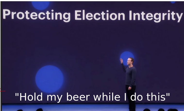 Mark Zuckerberg may have just realized he is Prof. Falken /img/facebook-protecting-election-integrity.png