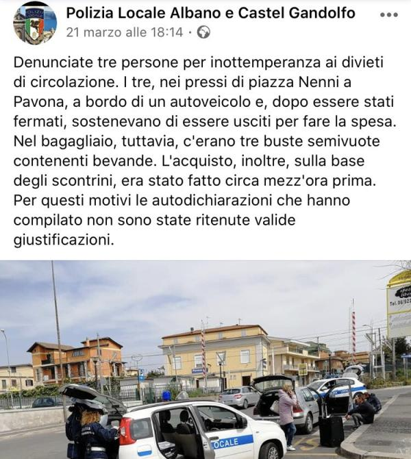 Did COVID19 come one year too late? /img/fines-in-castel-gandolfo.jpg
