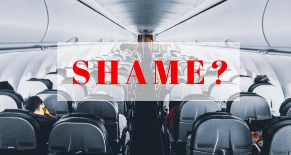 Food for thought on air travel and flight shaming /img/flight-shame.jpg