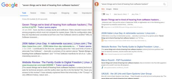 Indeed, it seems that Google IS forgetting the old Web /img/google-forgets-duckduckgo-not.jpg
