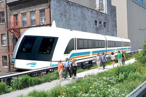 The REAL name, and value, of self-driving cars /img/high-line-fake-train-somt.jpg