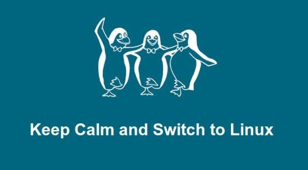 """Another """"switch to Linux"""" piece that misses the point /img/keep-calm-and-switch-to-linux.jpg"""