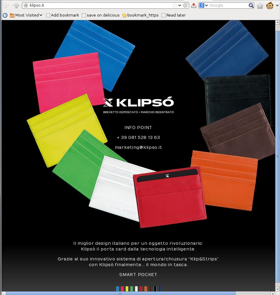 Il caos dei brevetti spiegato da Paperinik /img/klipso_homepage.png