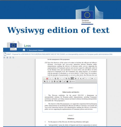 The future of ODF, XML and office suites in Public Administrations /img/leos-european-commission-e1479986367283.jpg