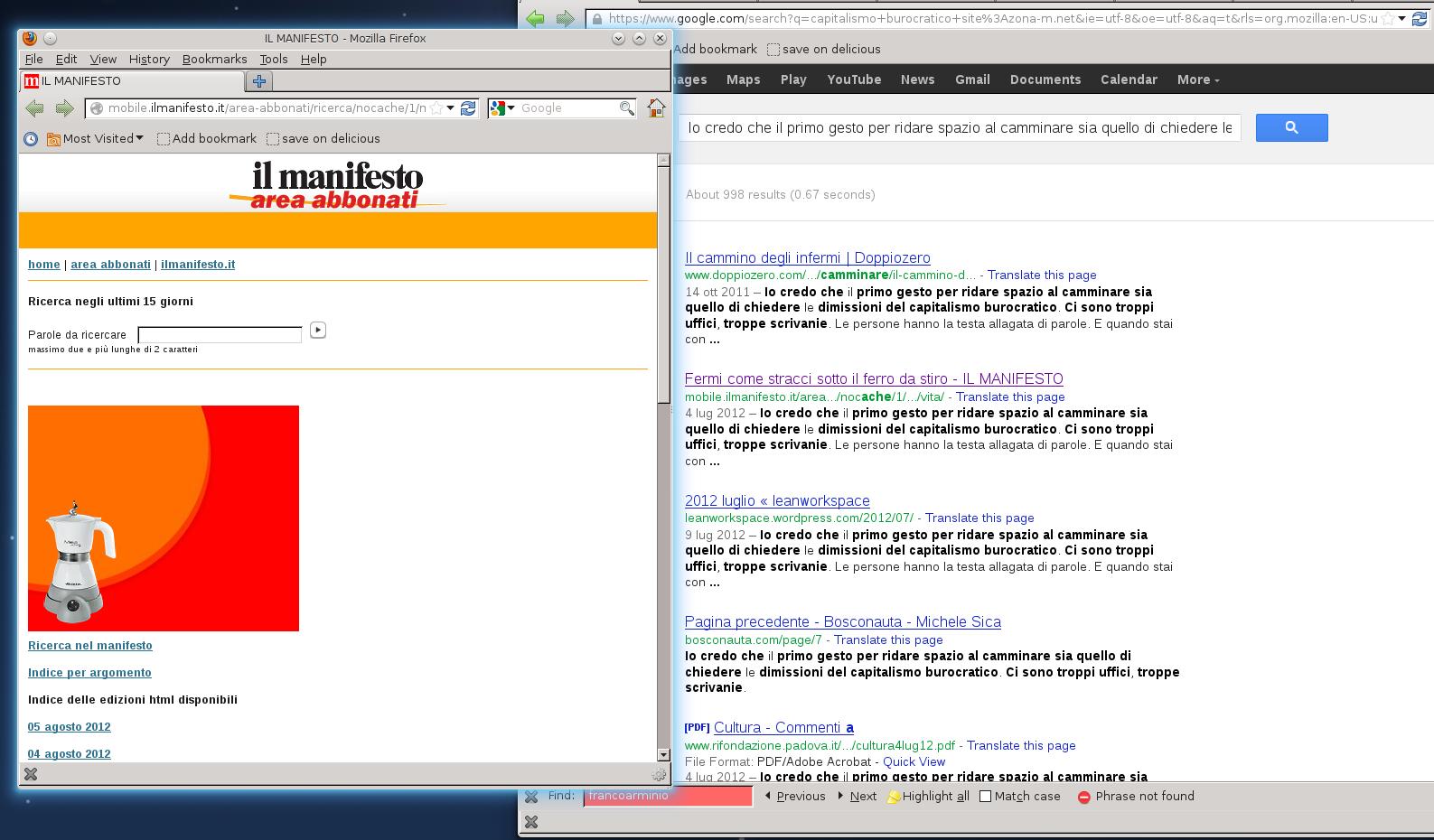 I danni che fate copiando male su Internet /img/manifesto_francoarminio.png