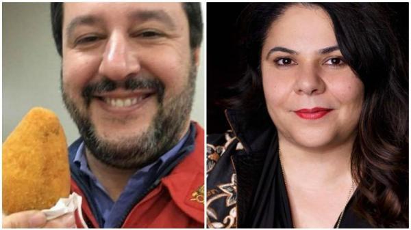 L'errore comune di Michela Murgia e Matteo Salvini /img/michela-murgia-risponde-a-salvini.jpg