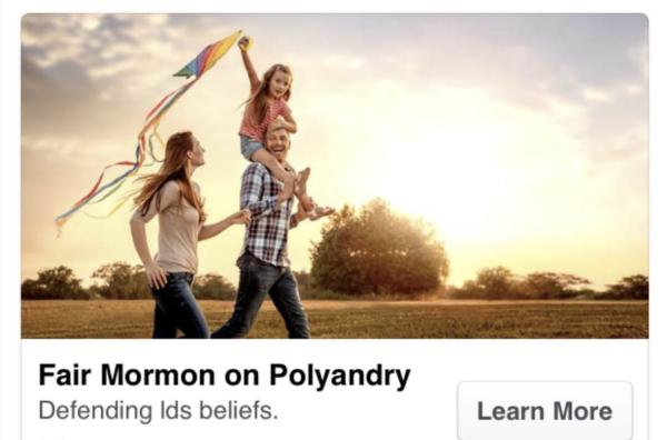 What if who decides what you see online were your father? /img/mormon-fake-ad.jpg