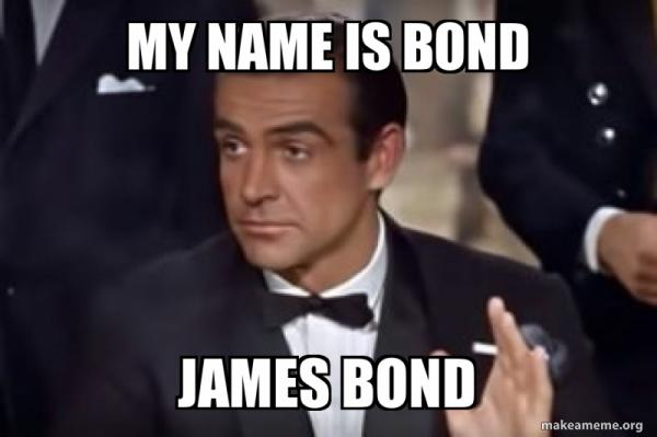Spying is over. But why, exactly? /img/my-name-is-bond.jpg