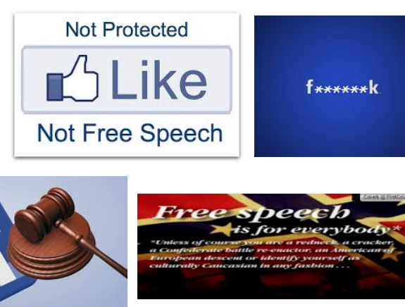 There is NO free speech inside Facebook /img/no-free-speech-on-facebook.png