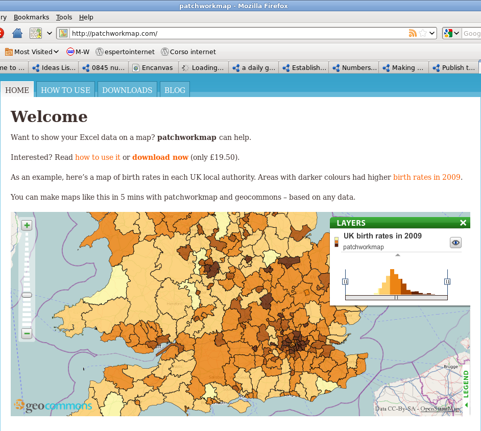 Open Data: Demographics and election support /img/patchworkmap_result.png