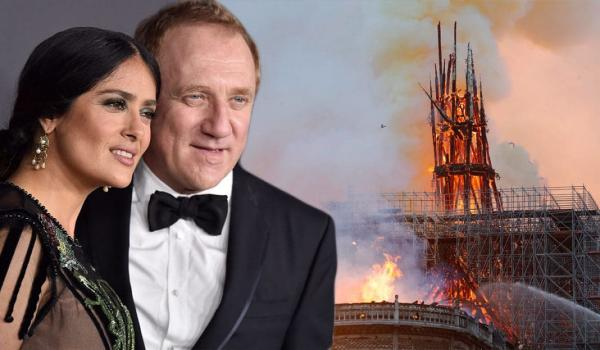 The chilling effect the Notre Dame fire may have on crowdfunding /img/pinault-hayek-notre-dame.jpg