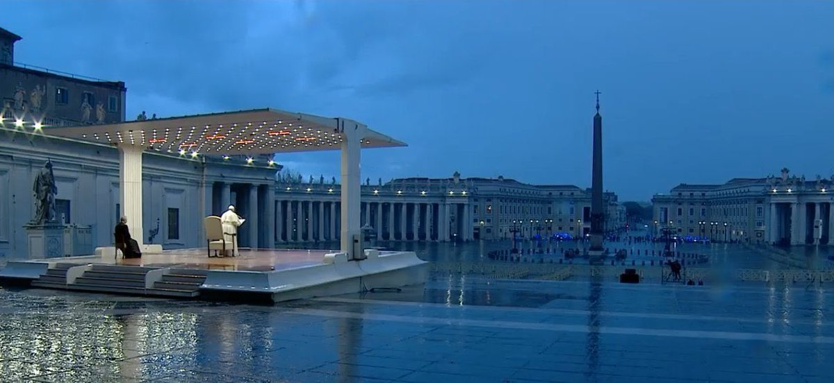 COVID19 in Italy, or making things as simple as possible /img/pope-in-empty-saint-peters-square.jpg