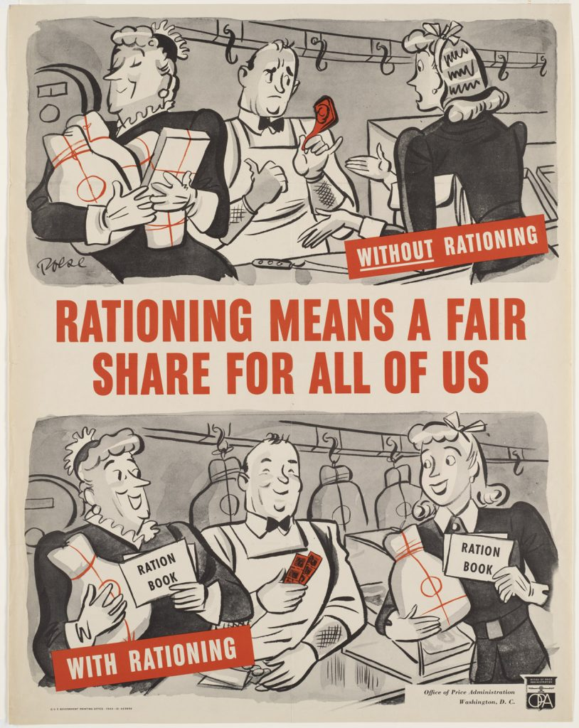 Rationing may be the new degrowth. And it may be great /img/rationing-is-fair.jpg