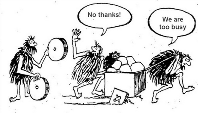 What should happen when an organization dies? /img/reinvent-the-wheel-no-thanks.png