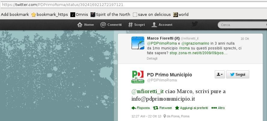 Software al Primo Municipio di Roma, riproviamo /img/risposta_primo_municipio_sprechi_sw.jpg