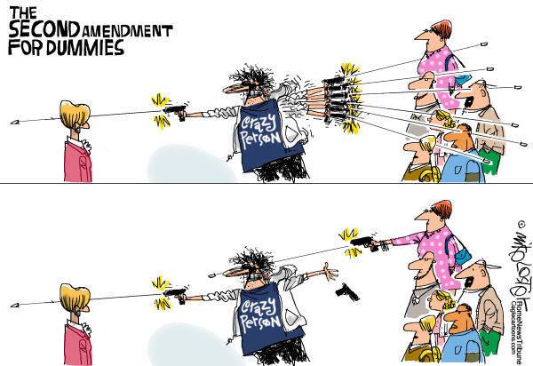 Smarter guns for dumber gun control /img/second-amendment-for-dummies.jpg