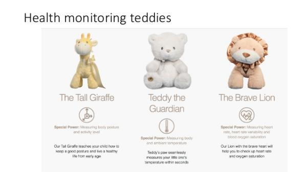 The long term, political outcome of children data surveillance /img/sensorized-teddy-bears.jpg