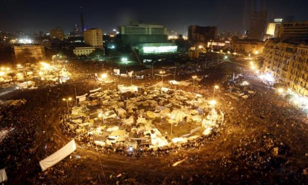 From Arab Spring to Internet not freedom in nine years /img/tahrir-square.jpg