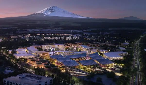 Toyota's Woven City has a lot of things I imagined in a real Smart City /img/toyota-planned-smart-city.jpg