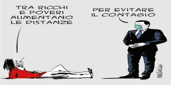 Post-lockdown Italy is a soccer match begging for live audience /img/tra-ricchi-e-poveri-aumentano-distanze.jpg
