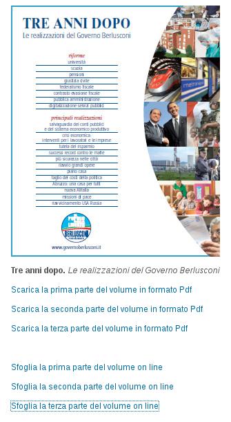 Le riforme di Berlusconi sono sparite. Vi interessa? /img/treannidopo_berlusconi.png