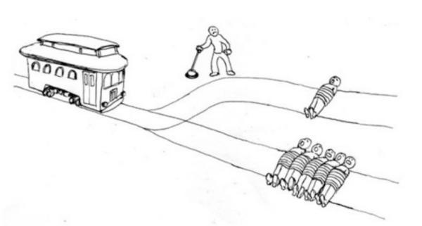 Please stop worrying that driverless cars would run over kids /img/trolley-problem.jpg