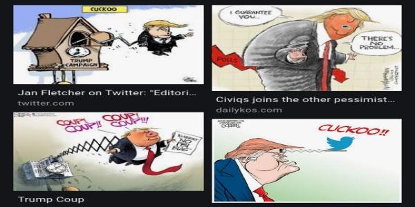 On #Trumpbanned from (one) Cuckoo Clock /img/trump-cuckoo-clock-results.jpg