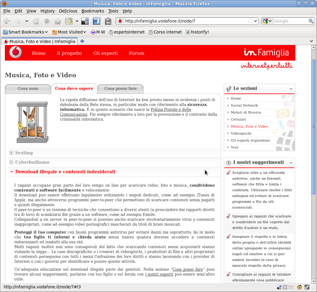 Does VODAFONE really ignore how copyright works? Why? /img/vodafone_infamiglia2.png