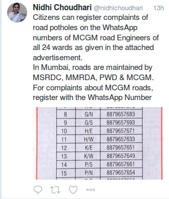 Side effects of Public Administrations using WhatsApp /img/whatsapp-mumbai.jpg