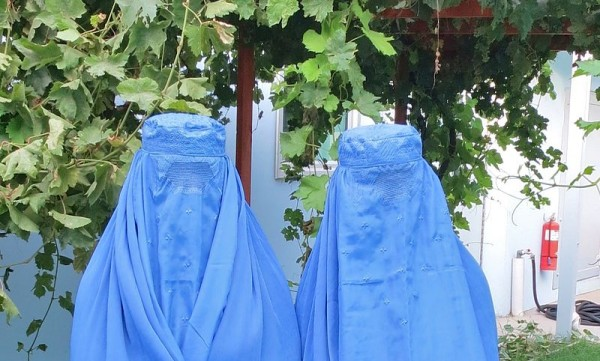 Good news about women and ID cards in Afghanistan /img/women_wearing_burqa_in_kabul.jpg